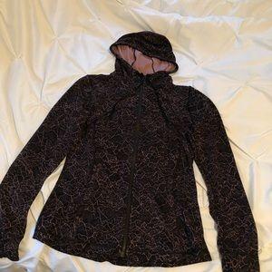 Lululemon size 12, hooded, full-zip jacket